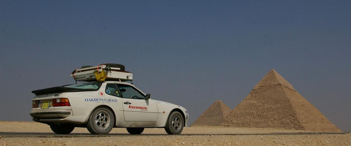 A última aventura de um Porsche 944
