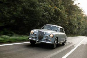Lancia Aurelia B20 Coupé: a evolução do Grand Touring