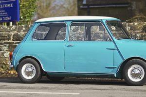 O mais antigo Mini Cooper S do mundo