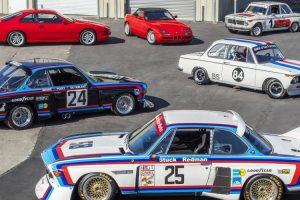 Colecção BMW do piloto Henry Schmitt vai a leilão