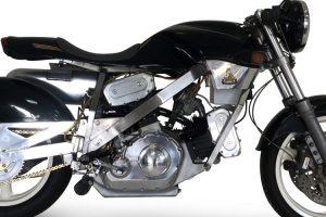 Vai a leilão o protótipo Hesketh Vortan de 1989