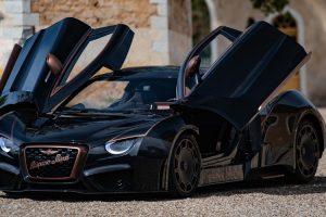 Hispano Suiza Carmen Boulogne: Uma viagem ao mundo do luxo automóvel