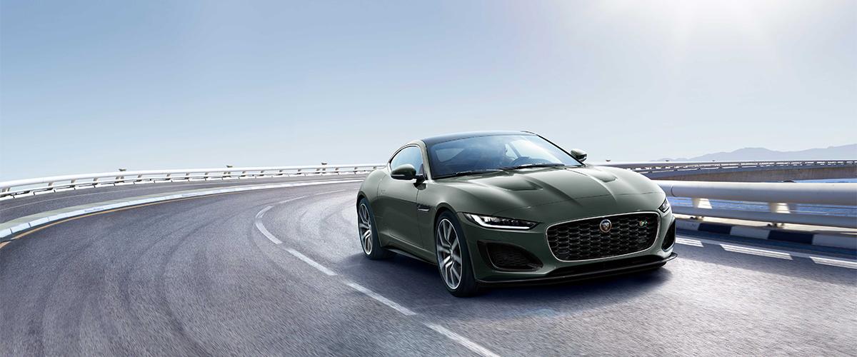 Jaguar F-TYPE Heritage 60 Edition presta homenagem ao lendário E-Type