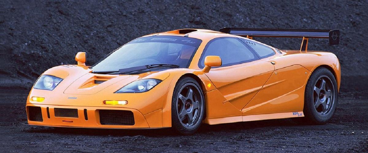 McLaren F1 XP1 LM, o protótipo de uma série comemorativa da vitória nas 24H de Le Mans