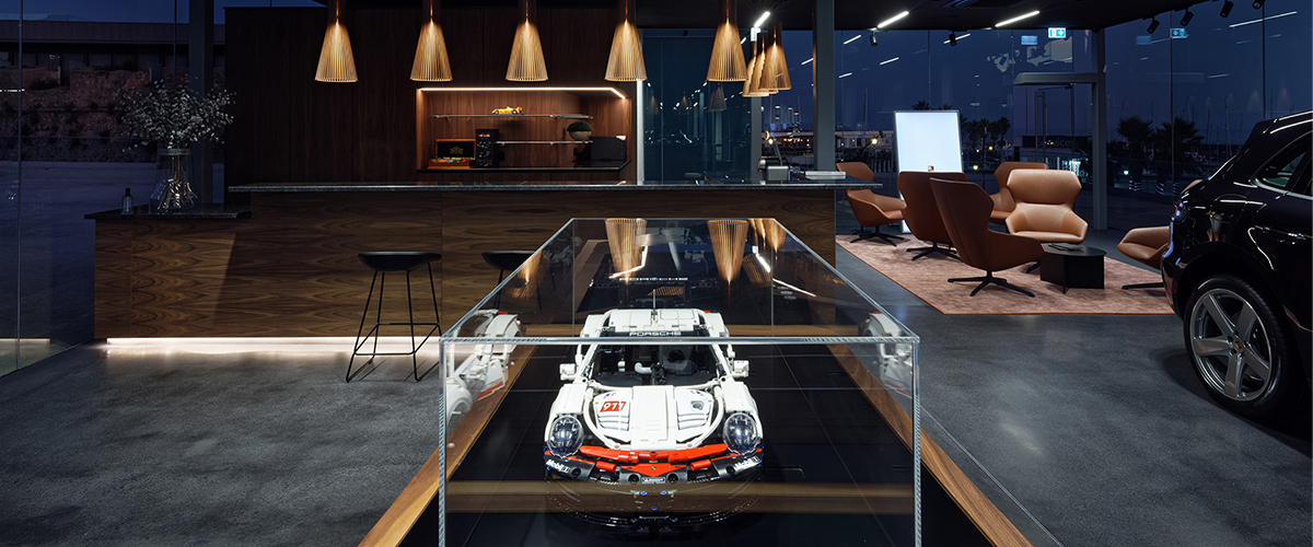 Porsche Studio: O novo e exclusivo conceito do Centro Porsche Lisboa
