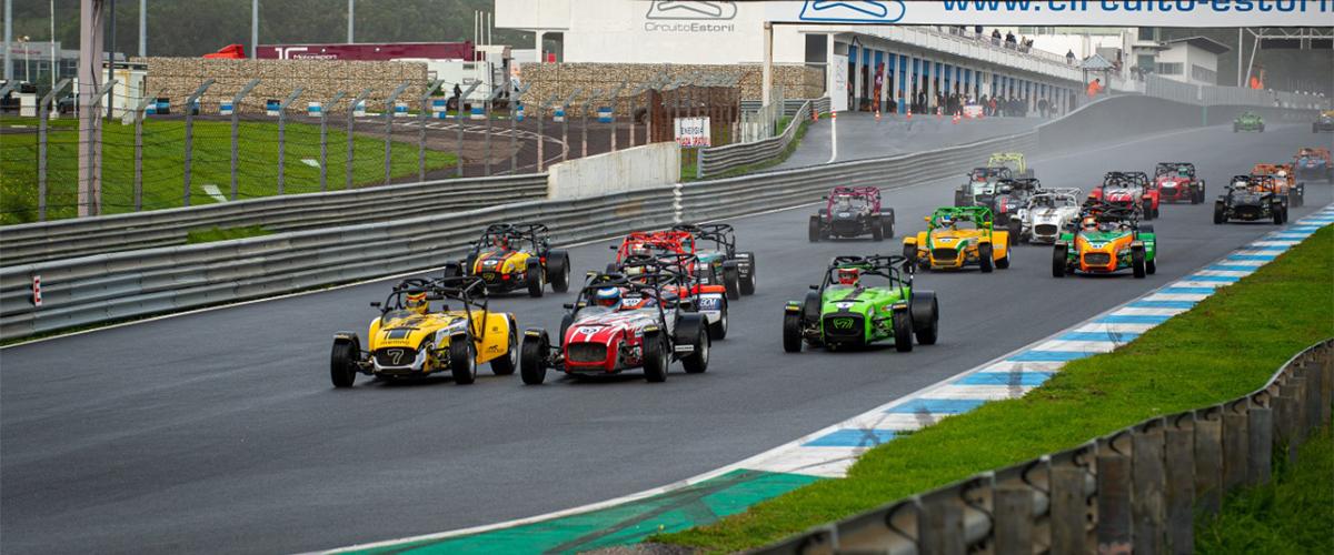 Super Seven by Toyo Tires elegeu campeões de 2020  na 10ª edição do Estoril Racing Festival