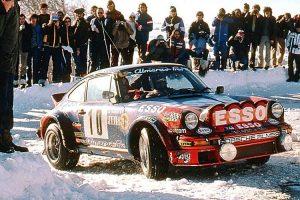 A falta de espírito desportivo no Rali de Monte Carlo de 1981