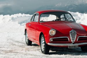 Especial de homologação: Alfa Romeo Giulietta Sprint Veloce 'Alleggerita'