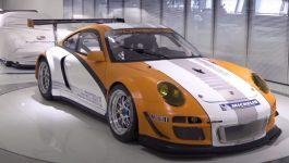 Porsche 911 GT3 R-Hybrid: Os primeiros passos da tecnologia híbrida nos anos 2000