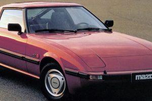Mazda volta a produzir peças para o RX-7