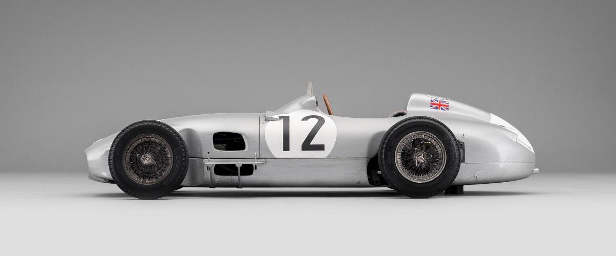 Amalgam Collection lança uma nova miniatura do Mercedes-Benz W196 de Stirling Moss