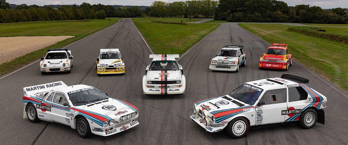 Artcurial leva colecção de sete automóveis do Grupo B a leilão