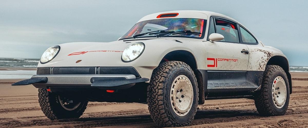 Singer ACS, a extrema e moderna interpretação do Porsche 911 Safari