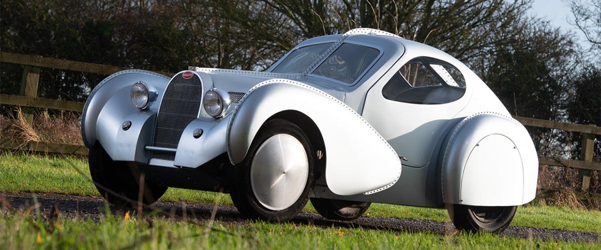 Bugatti Type 68