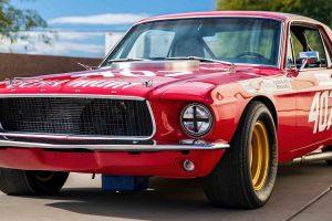 Ford Mustang preparado pela Holman & Moody vai a leilão