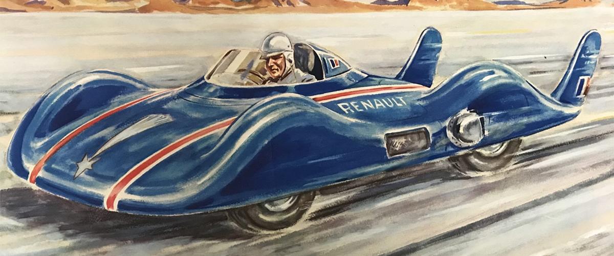 Géo Ham, o pintor de Le Mans
