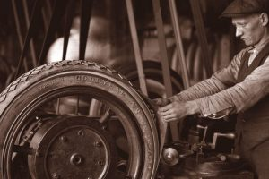 Goodyear celebra 70º aniversário do fabrico do seu primeiro pneu na Europa