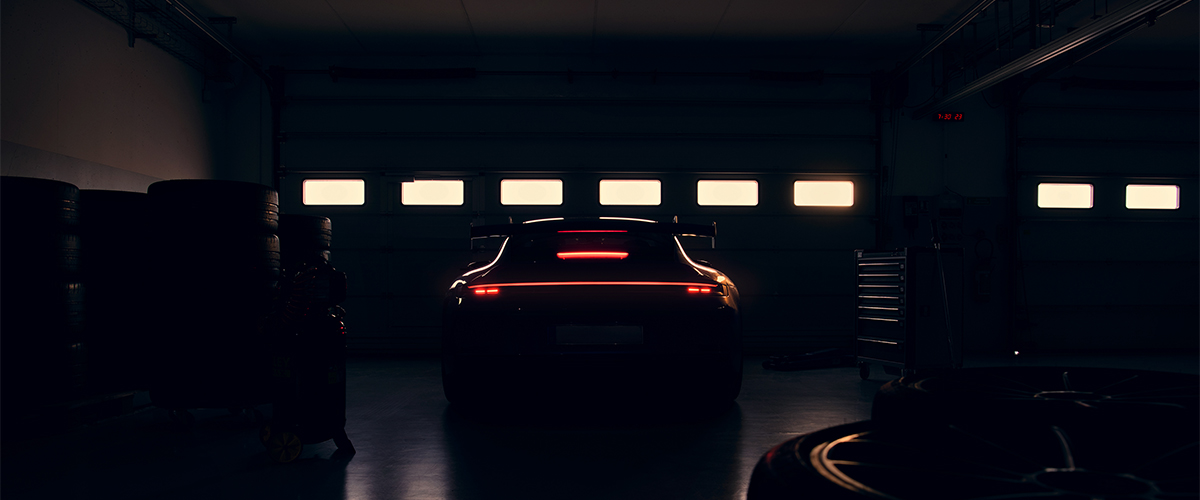 A Porsche apresenta o novo membro da família 911 GT