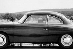Porsche 356 Type 530, o primeiro automóvel com quatro lugares da marca alemã