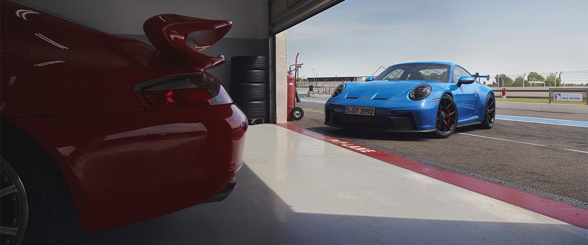 Porsche 911 GT3 com selo Motorsport