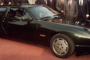 Porsche 942, a Shooting Brake com base no 928 da marca