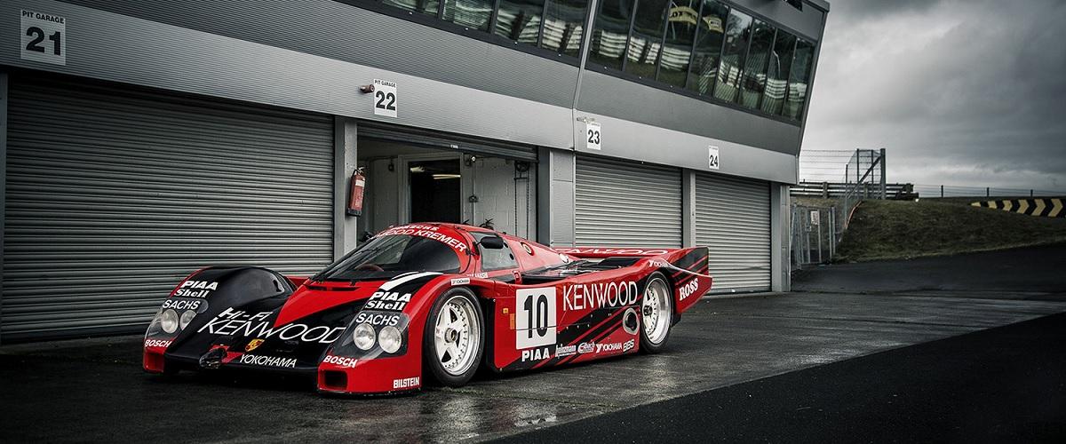 Porsche 962CK6, a evolução do automóvel de competição elaborada pela Kremer Racing