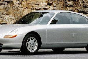 Porsche 989, o Panamera dos anos 80