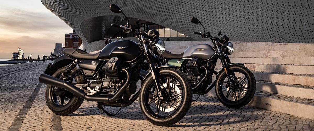 Um século de história para a Moto Guzzi, o nome mais autêntico no mundo das motos