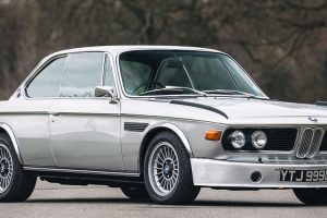 BMW 3.0 CSL da colecção de Jay Kay foi a leilão