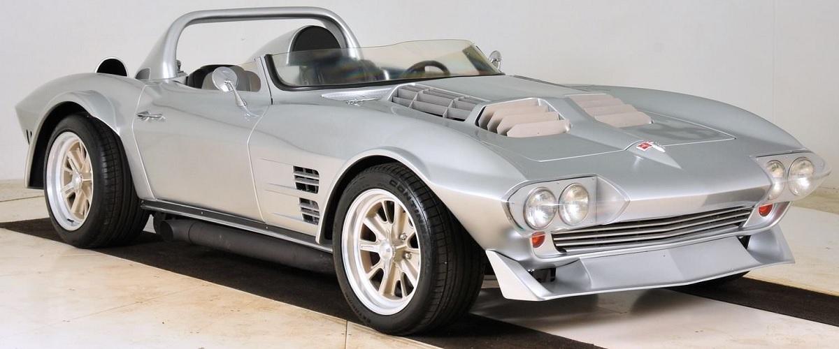 Corvette Grand Sport utilizado na saga Velocidade Furiosa vai a leilão
