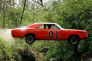 "Dodge Charger ""General Lee"", um ícone dos anos 80"