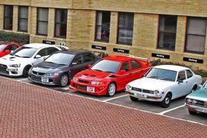14 modelos raros da Mitsubishi vão a leilão