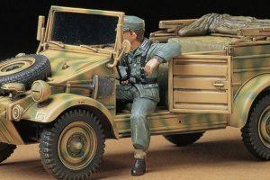 Dez miniaturas militares que ficam bem em qualquer prateleira