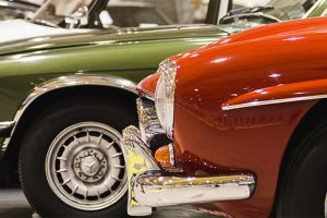O que define o valor de um automóvel clássico?