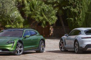 Porsche Taycan Cross Turismo, o mais versátil entre os automóveis desportivos eléctricos