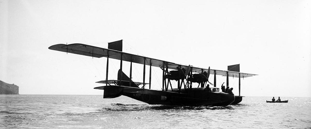 Primeira travessia aérea Lisboa-Funchal foi há 100 anos