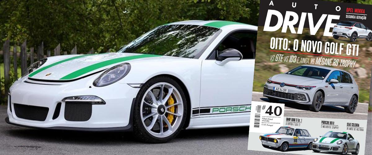 O novo Golf GTI em destaque na nova edição de autoDRIVE