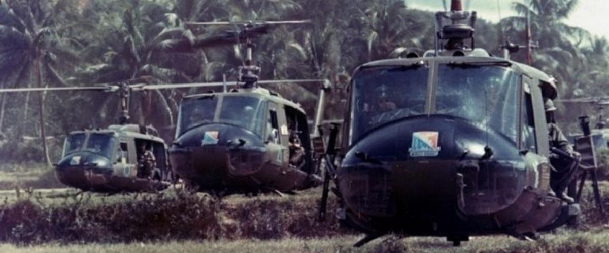 Bell UH-1, o mais importante helicóptero da Guerra do Vietname