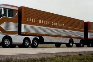 Passados 40 anos o paradeiro do Ford Big Red é finalmente conhecido