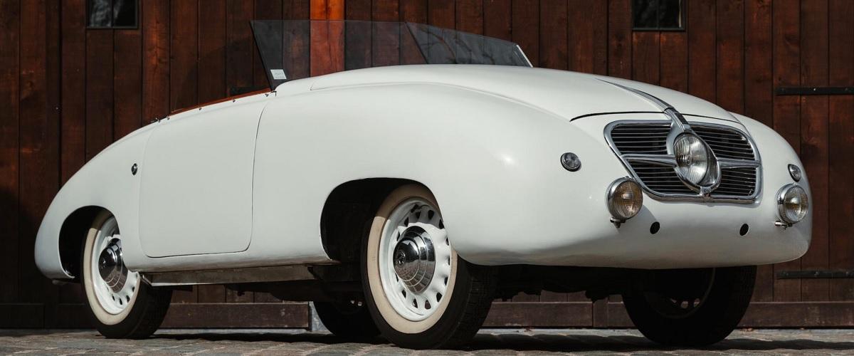 Exemplar único do Georges Irat Sports Two-Seater vendido por mais de 70 mil euros