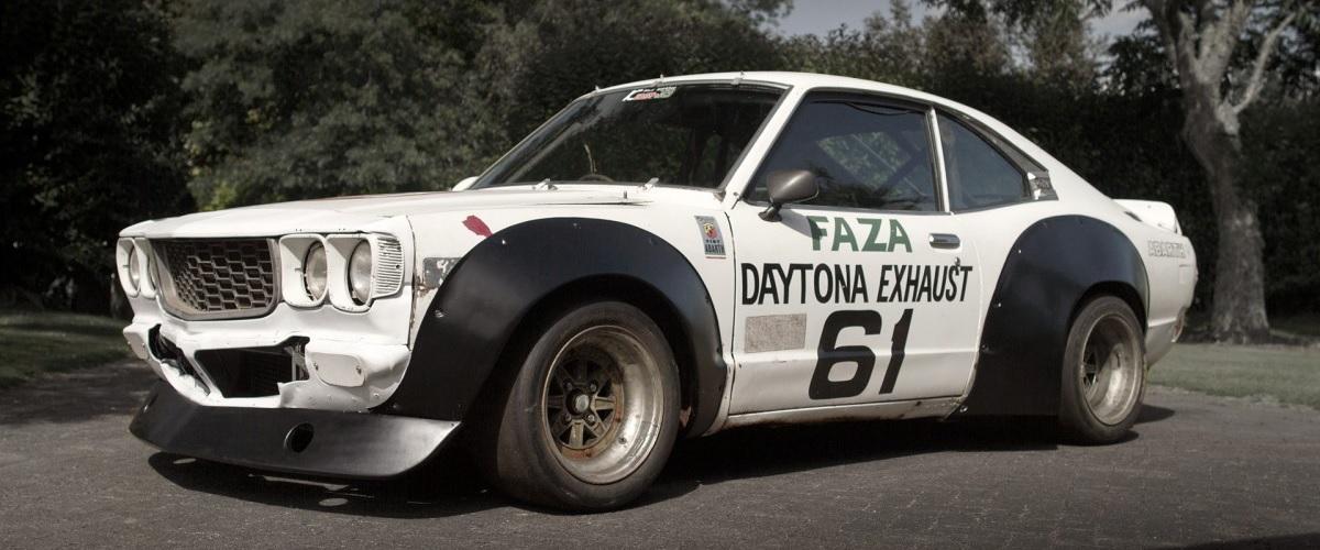 A história do Mazda Savanna RX-3 que competiu no JTCC e foi encontrado numa cave