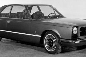 Mercedes-Benz 300 SEL 6.3 Pininfarina Coupe, um segredo muito bem guardado