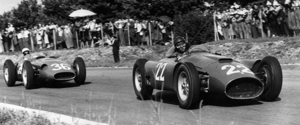 Não se ultrapassa o Fangio