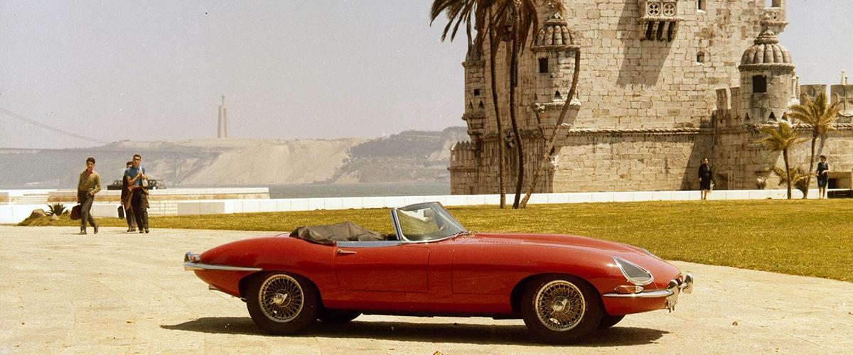 A rocambolesca história do lançamento do Jaguar E-Type