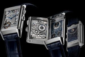 Jaeger-LeCoultre lança o primeiro relógio do mundo com quatro mostradores