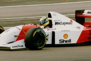 Os dez melhores momentos da carreira de Ayrton Senna