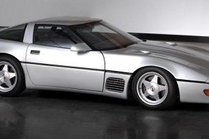 Está à venda um raro Callaway SledgeHammer TwinTurbo, o Corvette mais rápido da época