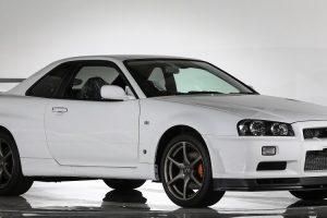 Nissan Skyline GT-R V-Spec II Nür com apenas 10 km percorridos vai a leilão