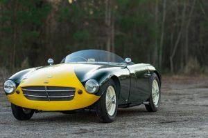 RGS Atalanta, um raro desportivo britânico com coração Jaguar