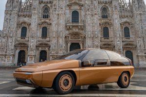 A forma do tempo: 60 anos de influência italiana no design Mazda
